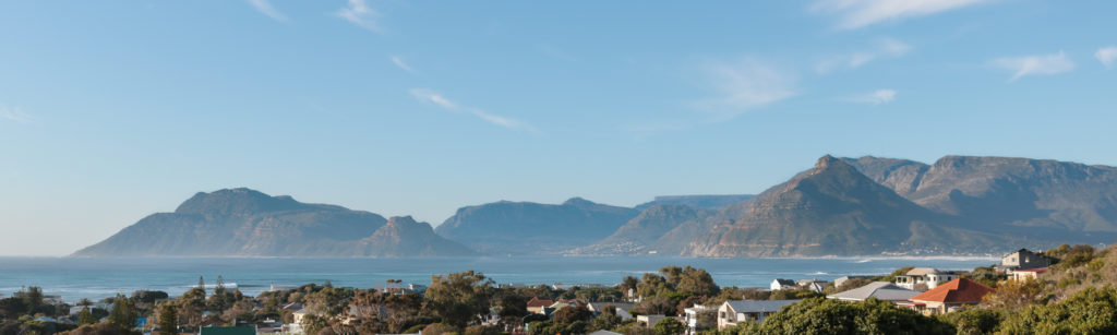 View of Kommetjie
